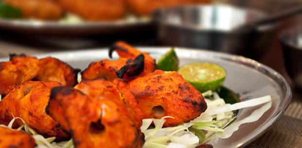 Chicken shik kabab
